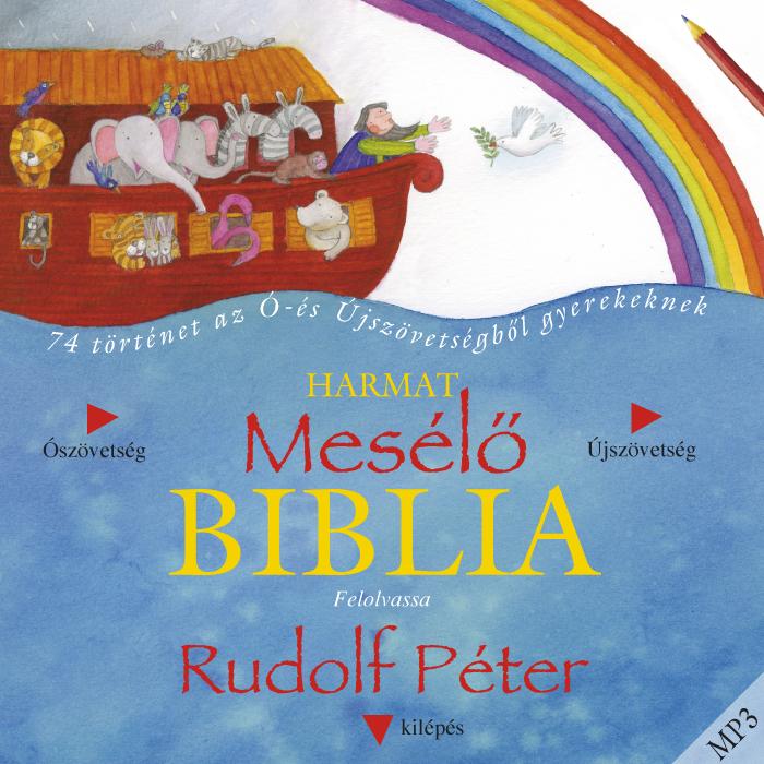 Könyvenként más: Mesélő Biblia