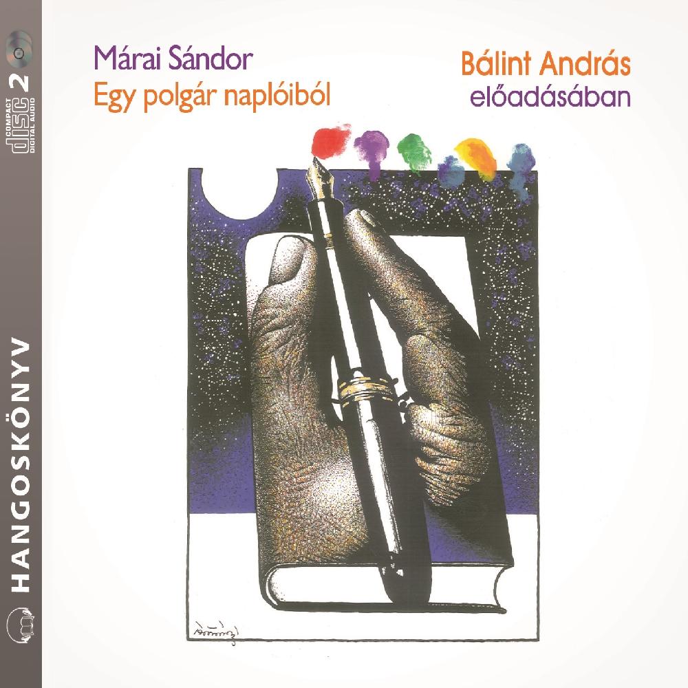 Márai Sándor: Egy polgár naplóiból