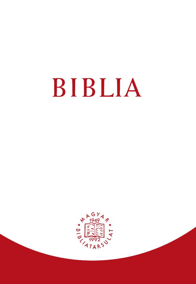 Könyvenként más: Biblia