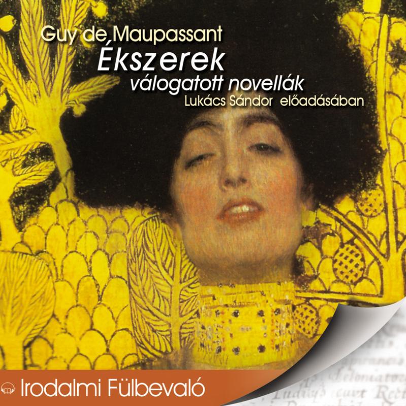 Guy de Maupassant - Ékszerek - Hangoskönyv