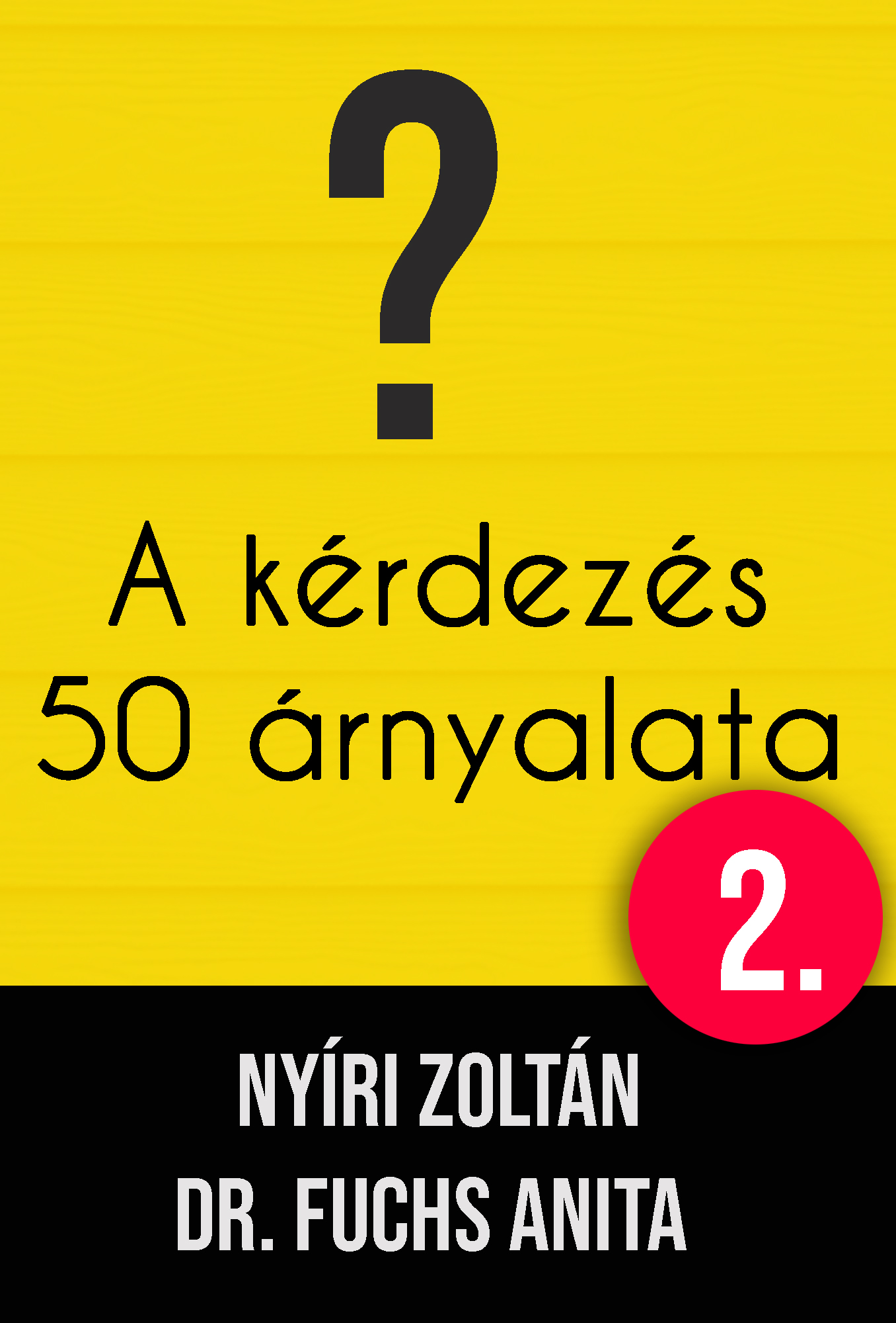 Nyíri Zoltán, Dr. Fuchs Anita: A kérdezés 50 árnyalata 2.