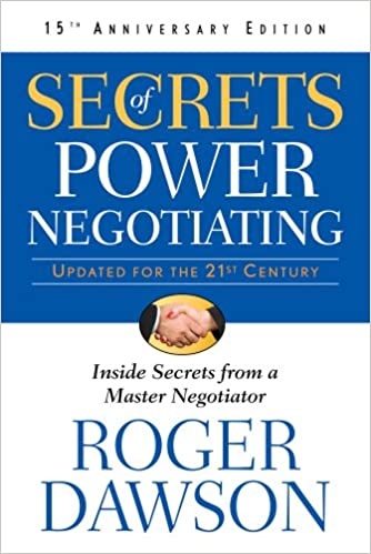 Roger Dawson: Nyerő tárgyalási taktikák