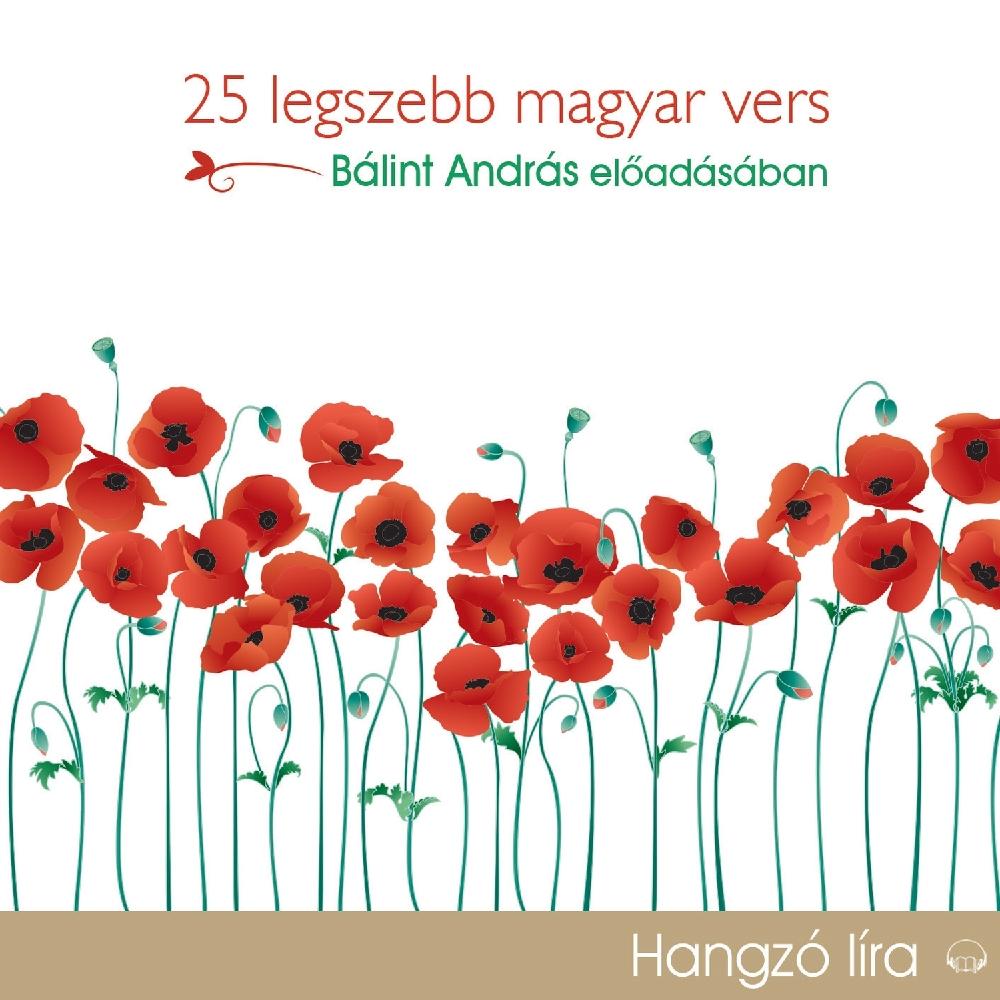 Versenként más: 25 legszebb magyar vers