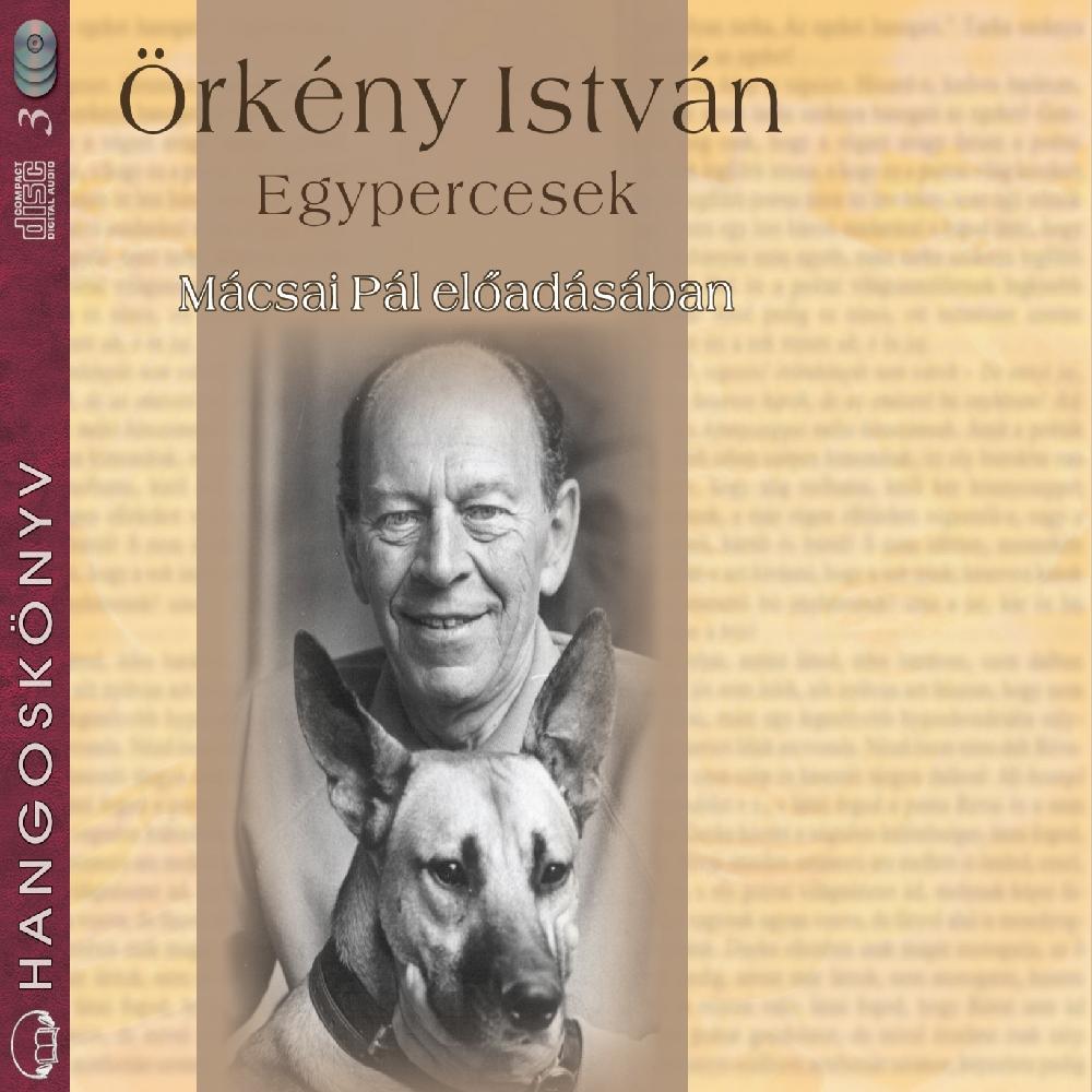 Örkény István - Egypercesek - Hangoskönyv