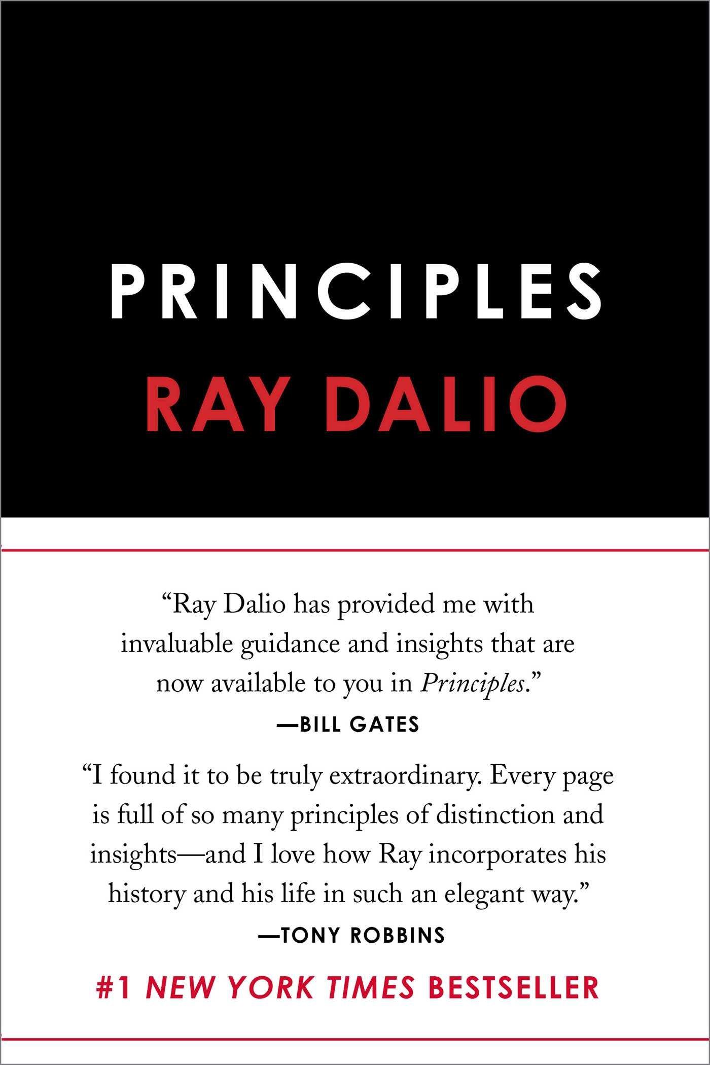 Ray Dalio: Elvek