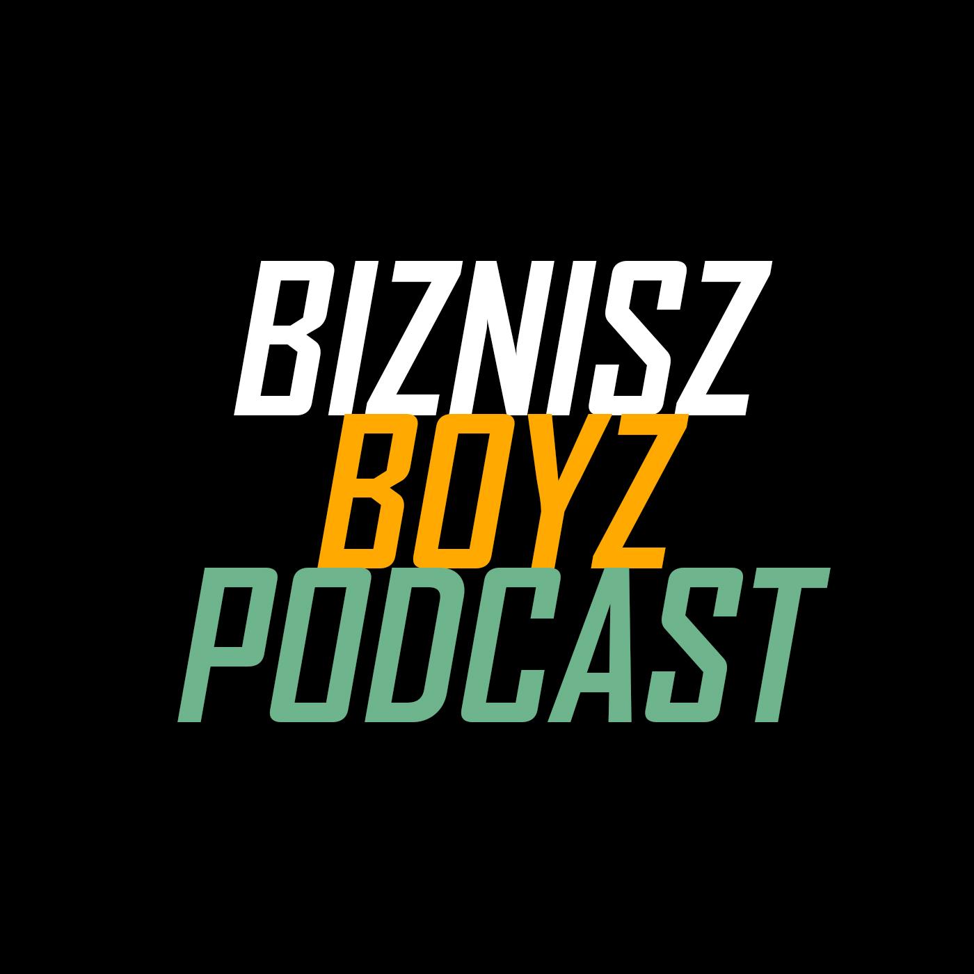 Sándorfy Adrián, Mester Tomi, Virág Attila: Biznisz Boyz