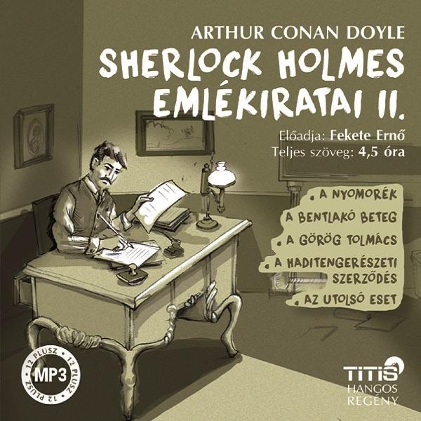 Arthur Conan Doyle: Sherlock Holmes emlékiratai II.