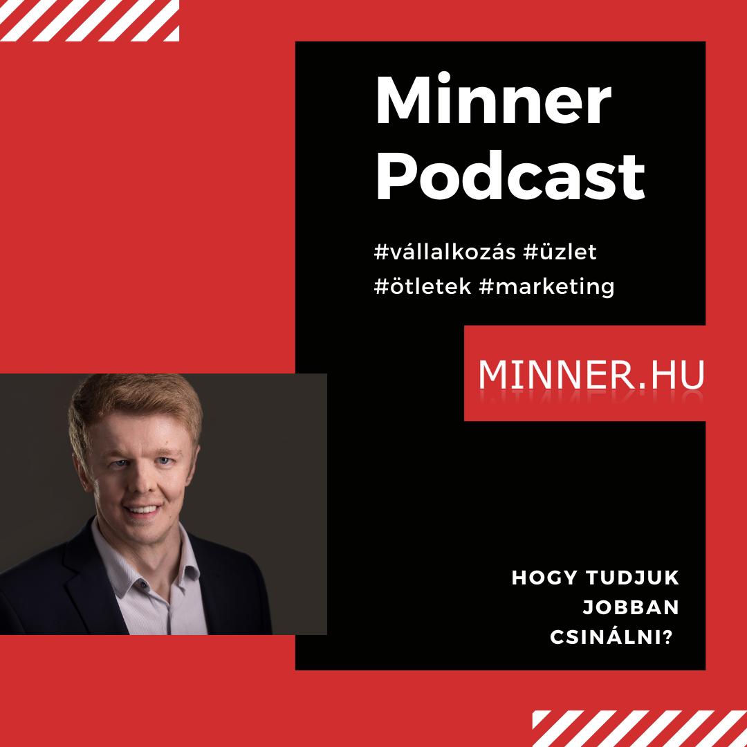Mándó Milán: Minner Podcast