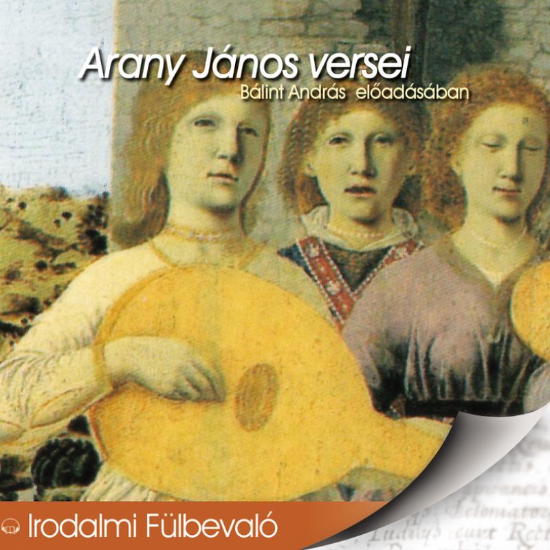 Arany János - Arany János versei - Hangoskönyv