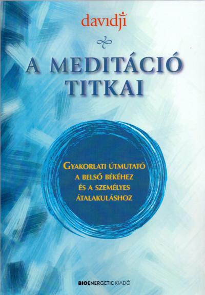 davidji: A meditáció titkai