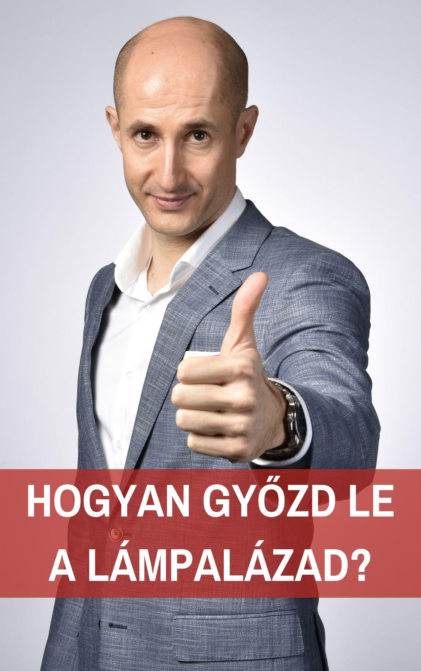 Bolya Imre: Hogyan győzd le a lámpalázad?