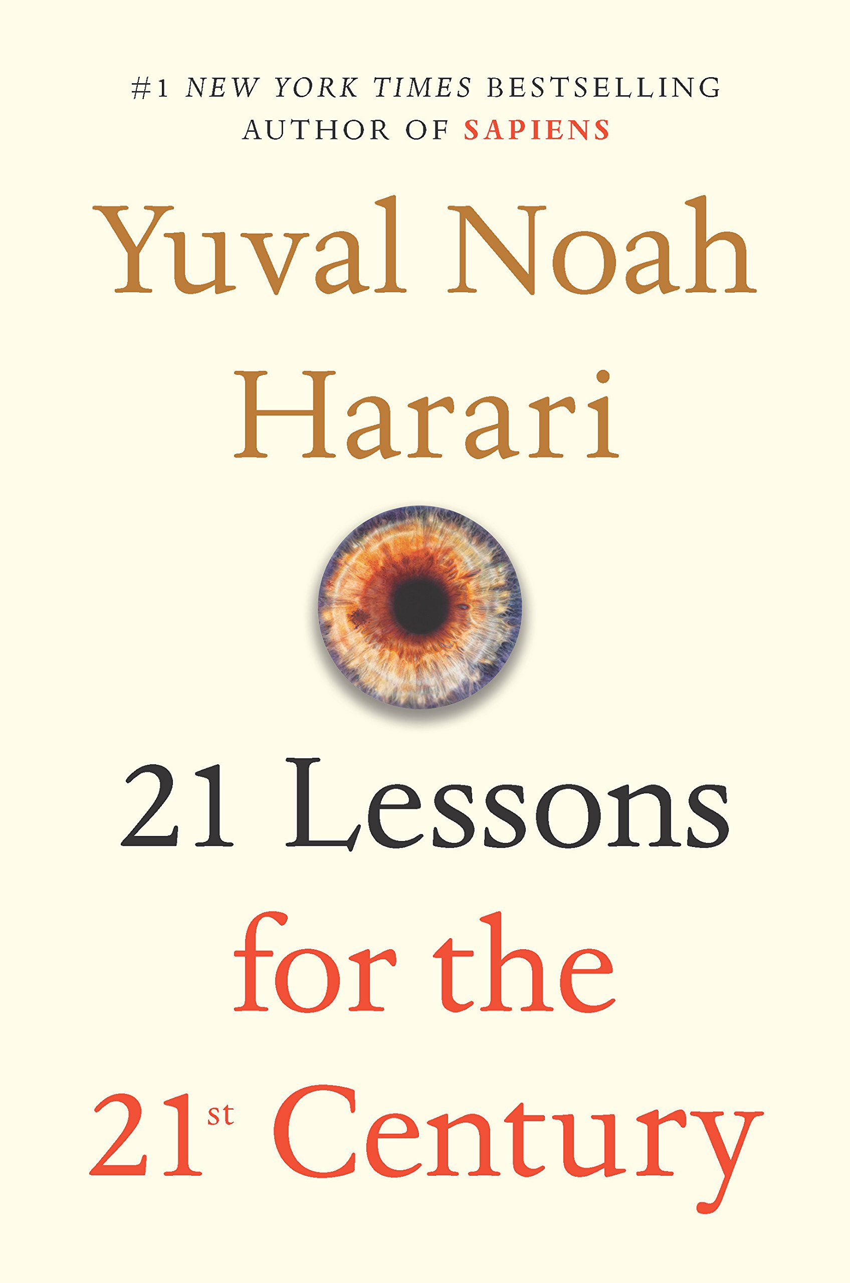 Yuval Noah Harari: 21 lecke a 21. századra