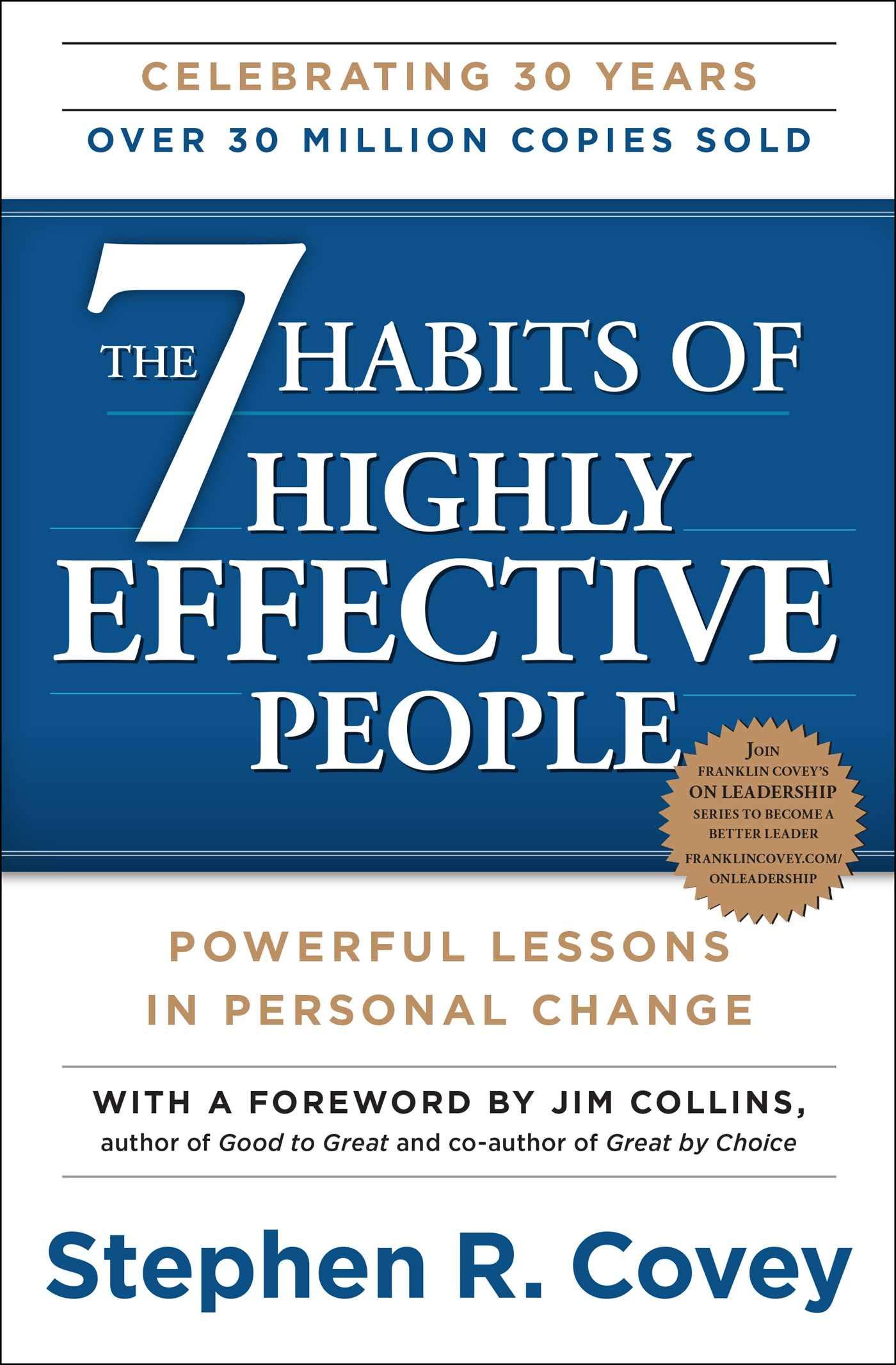 Dr. Stephen R. Covey: A kiemelkedően eredményes emberek 7 szokása