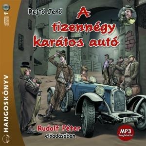 Rejtő Jenő - A tizennégy karátos autó - Hangoskönyv