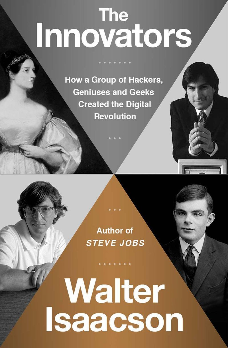 Walter Isaacson: Innovátorok