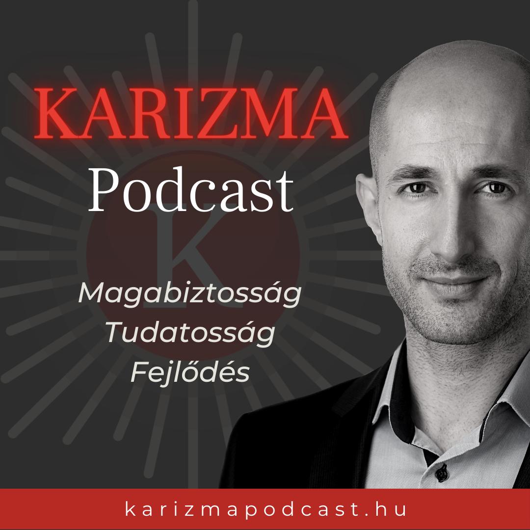 Bolya Imre: Karizma Podcast