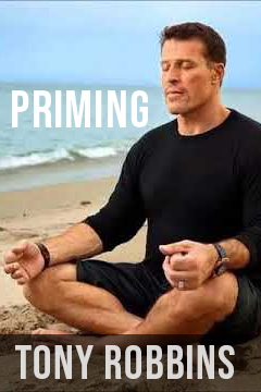 Tony Robbins: Tony Robbins Meditáció