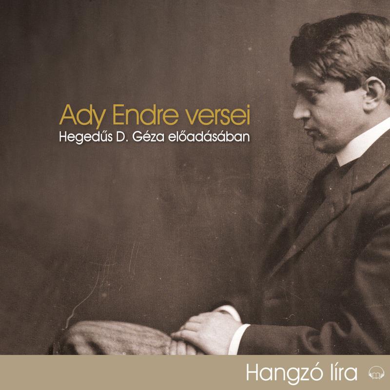 Ady Endre - Ady Endre versei - Hangoskönyv