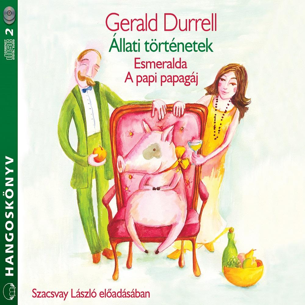 Gerald Durrell: Állati történetek