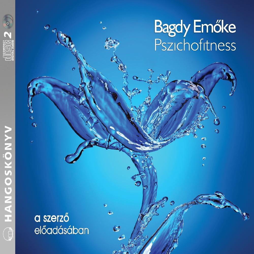 Bagdy Emőke - Pszichofitness - Hangoskönyv