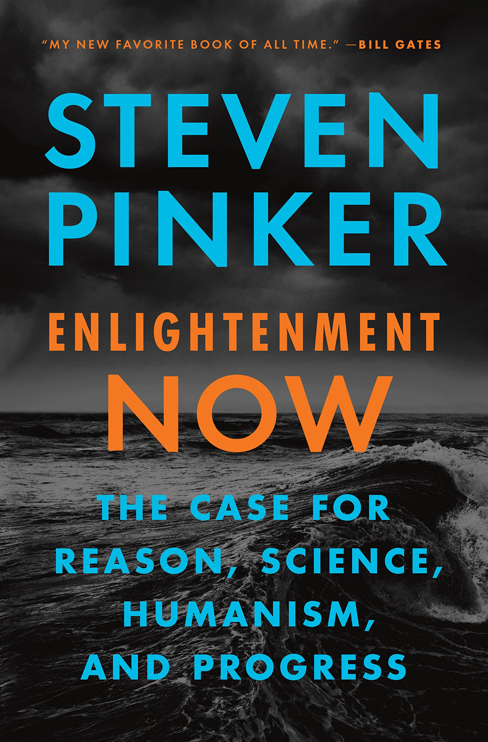 Steven Pinker: Felvilágosodás most