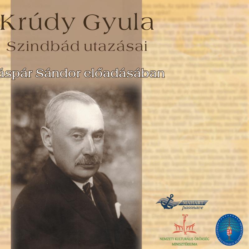 Krúdy Gyula - Szindbád utazásai - Hangoskönyv