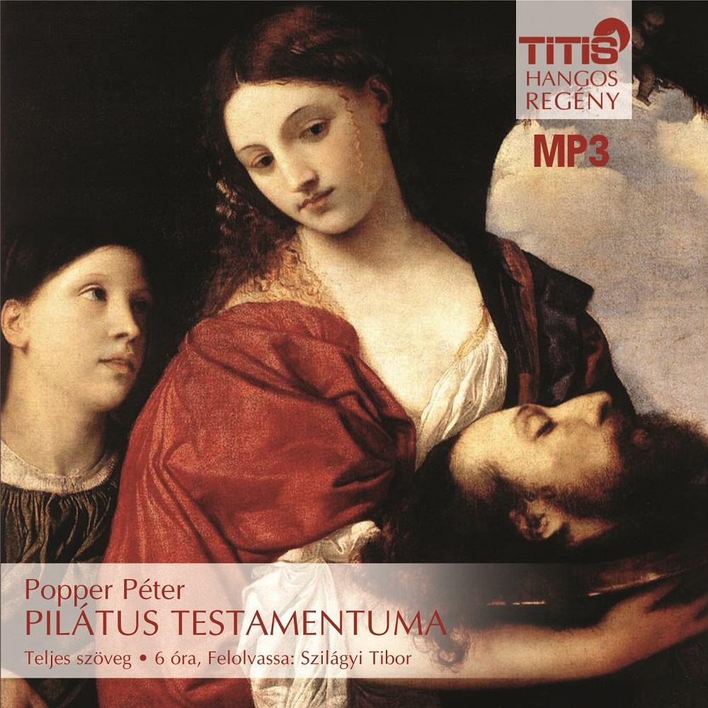 Popper Péter: Pilátus testamentuma
