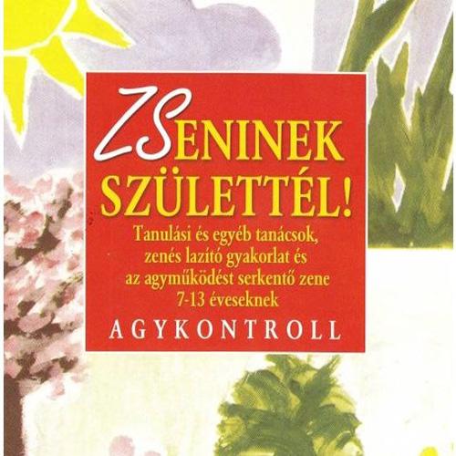 Dr. Domján László: Zseninek születtél