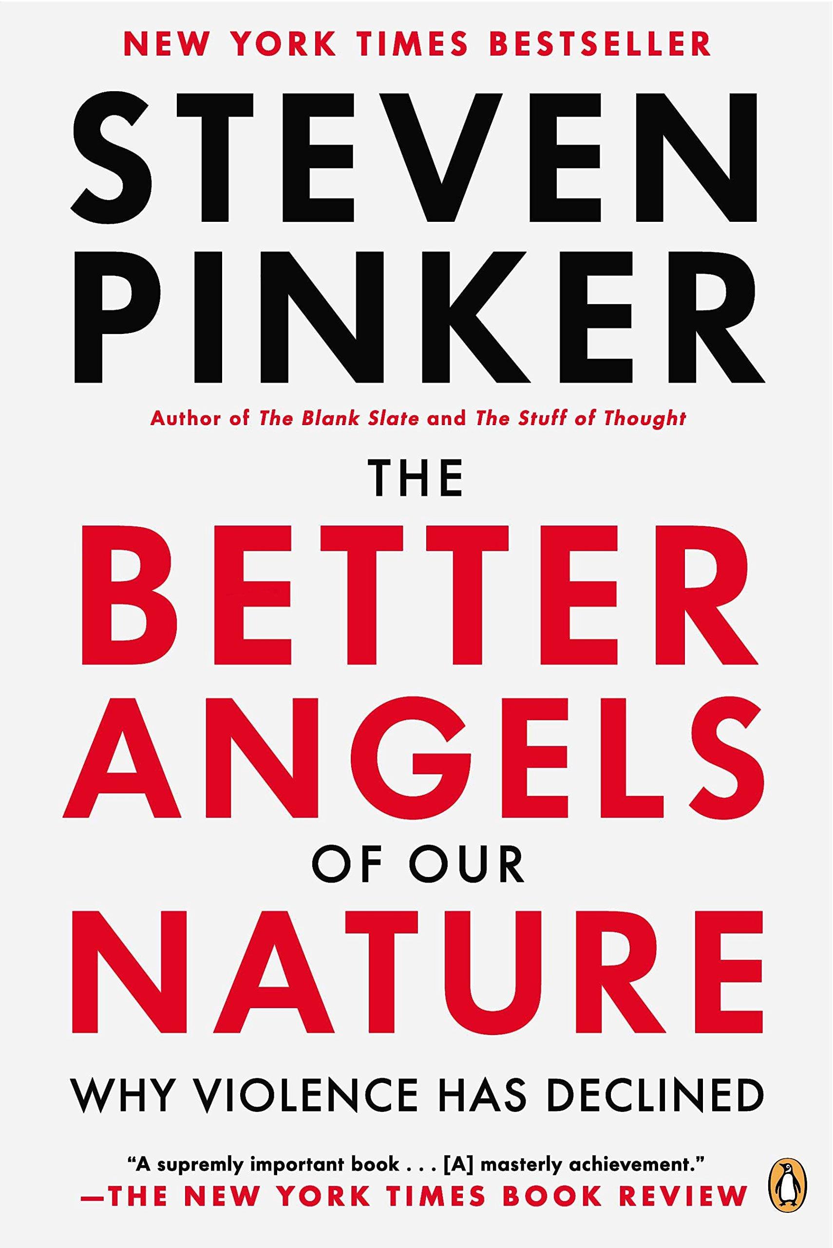 Steven Pinker: Az erőszak alkonya