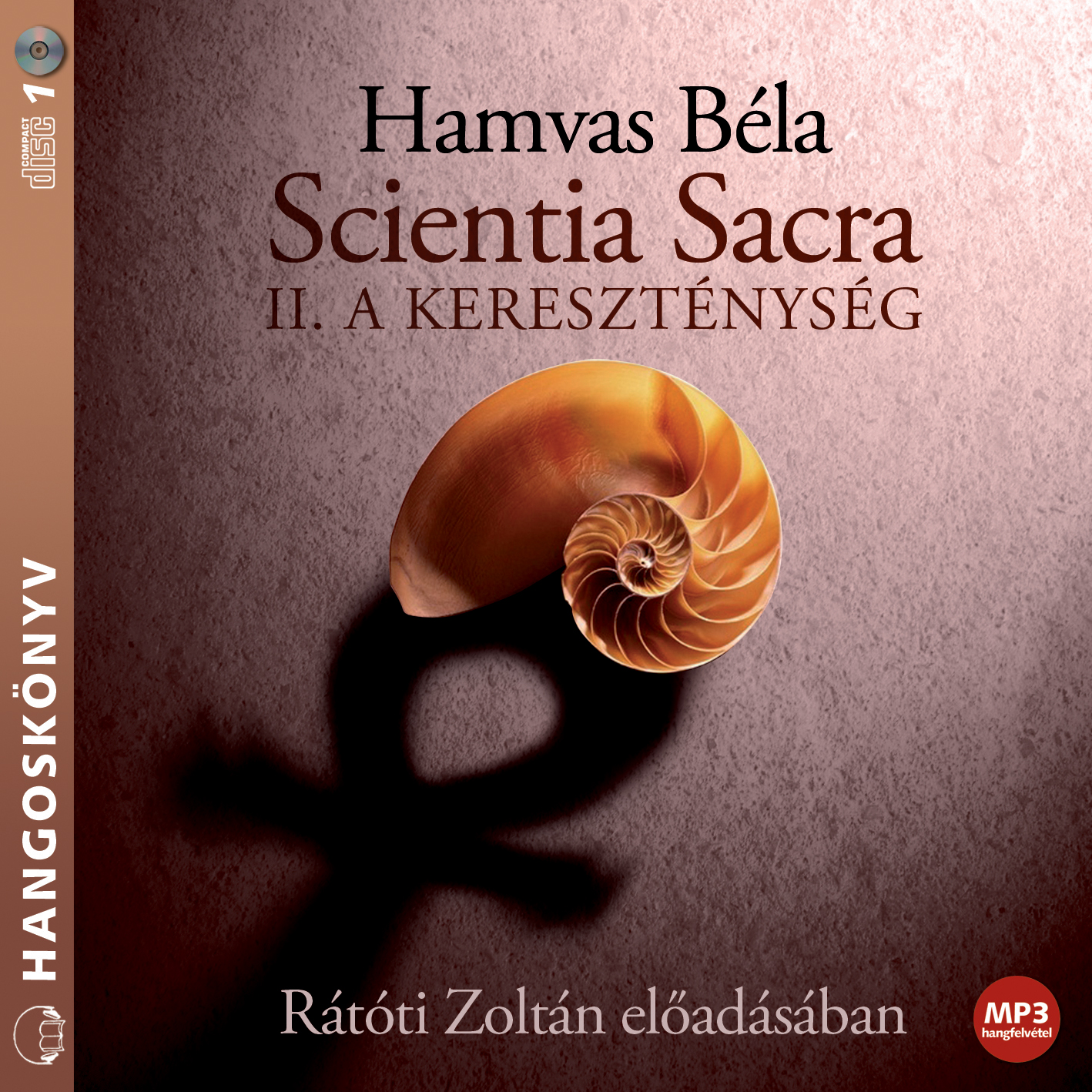 Hamvas Béla - Scientia Sacra - Hangoskönyv