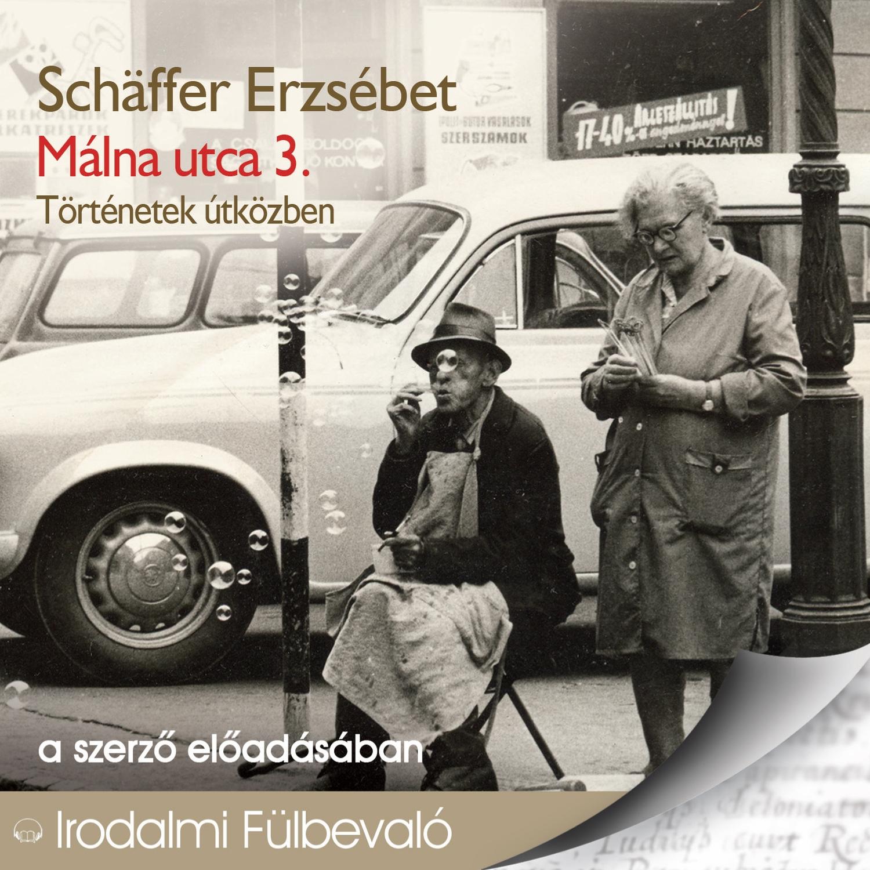 Schäffer Erzsébet - Málna utca 3. - Hangoskönyv