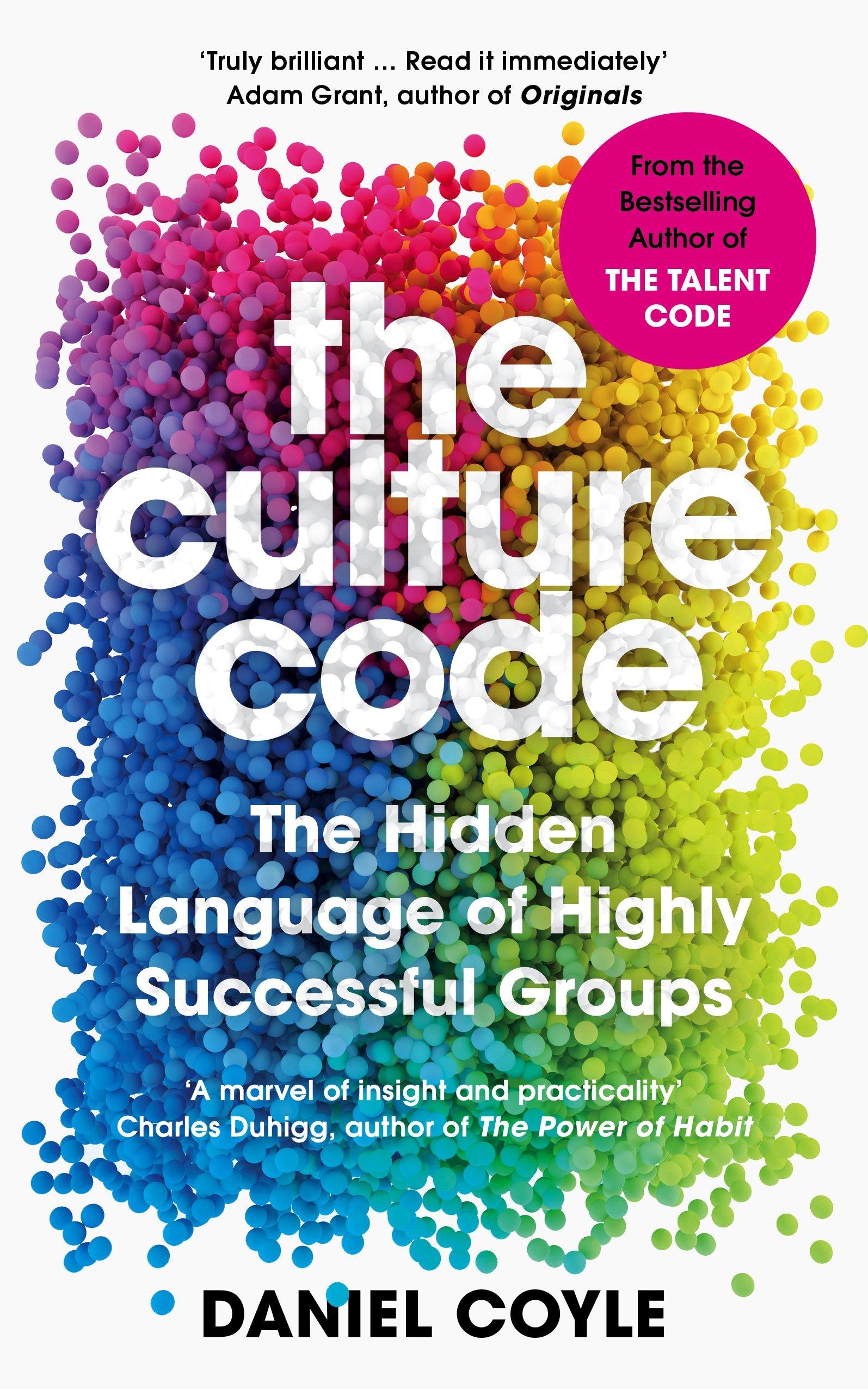 Daniel Coyle: Kódolt kultúra