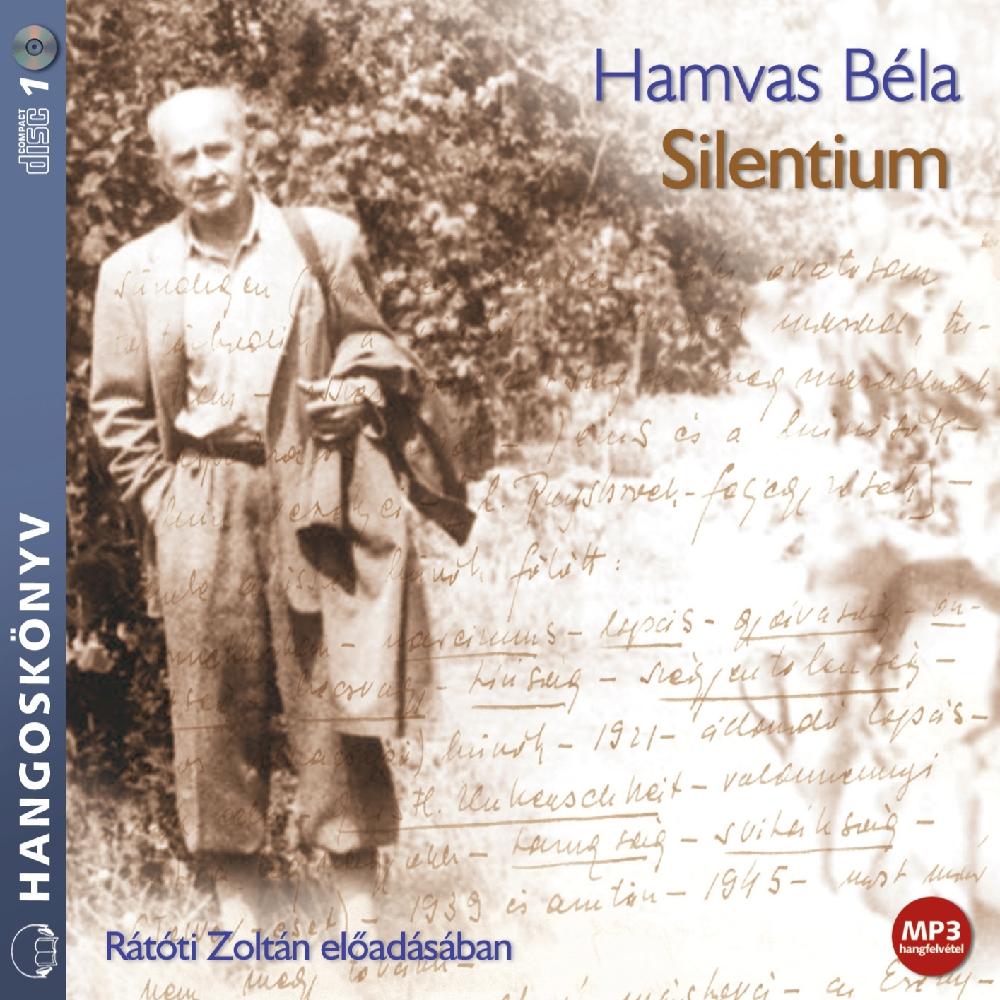 Hamvas Béla - Silentium - Hangoskönyv