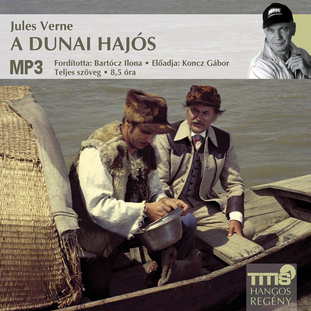 Jules Verne: A dunai hajós