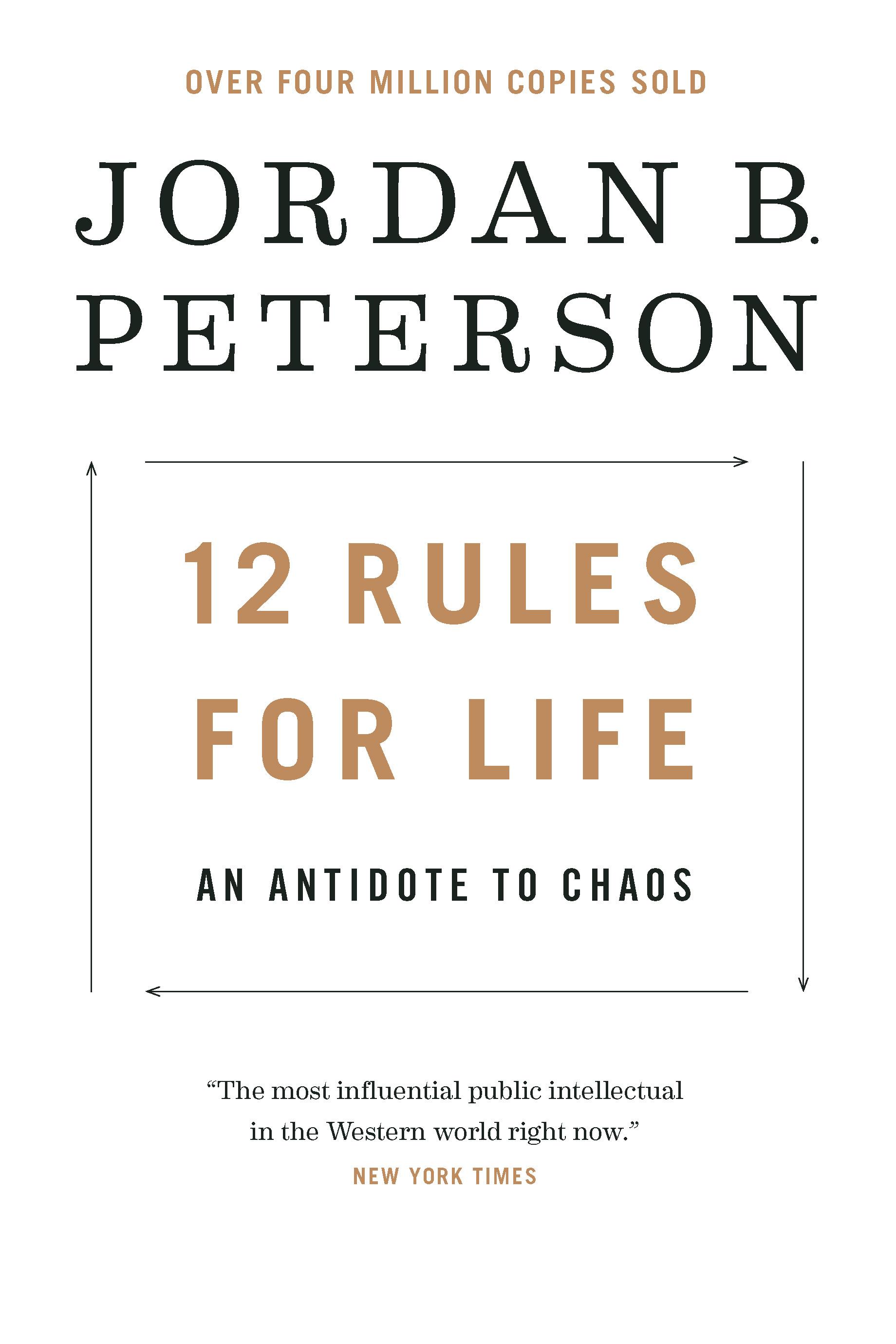 Jordan B. Peterson: 12 szabály az élethez